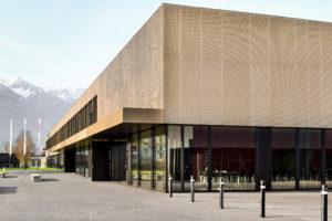 Kantonsschule und Sportanlage Sarnen