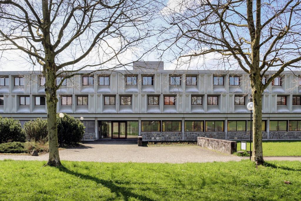Kloster Baldegg - Ansicht Nordost - Breuer, Marcel - 1973 - Baldegg