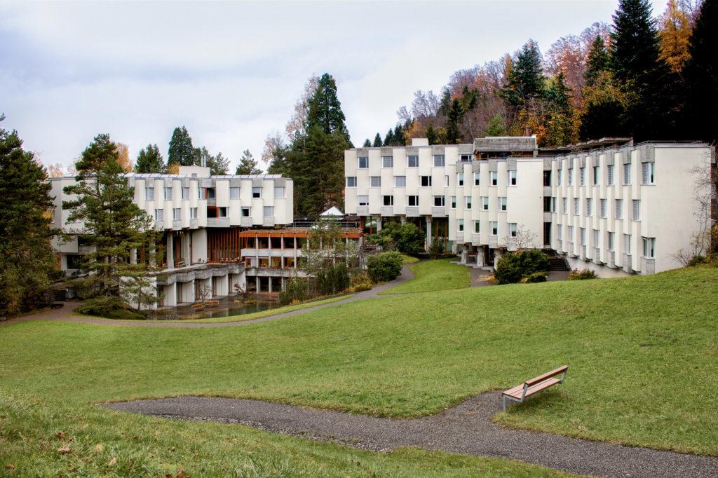 Lassalle-Haus - Ansicht Süd - Studer, André M. - 1970 - Edlibach