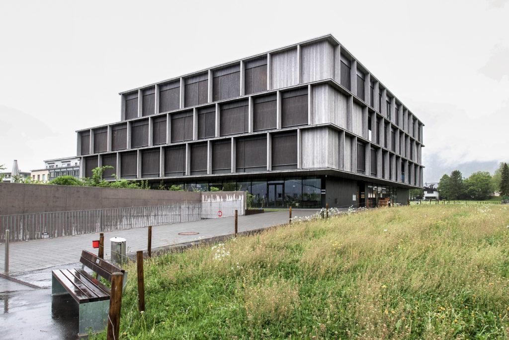 Haus Bristen - Ansicht West - HTS Architekten Partner AG - 2014 - Schattdorf