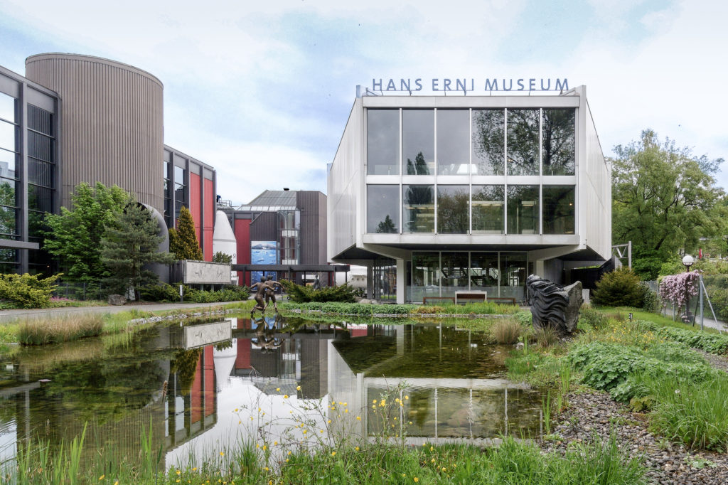Hans Erni-Museum - Ansicht West - Ellenberger, Jean-Marie - 1979 - Luzern