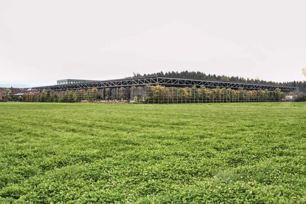 Fensterfabrik Baumgartner - Ansicht Nord - Graber Steiger - 2006 - Hagendorn
