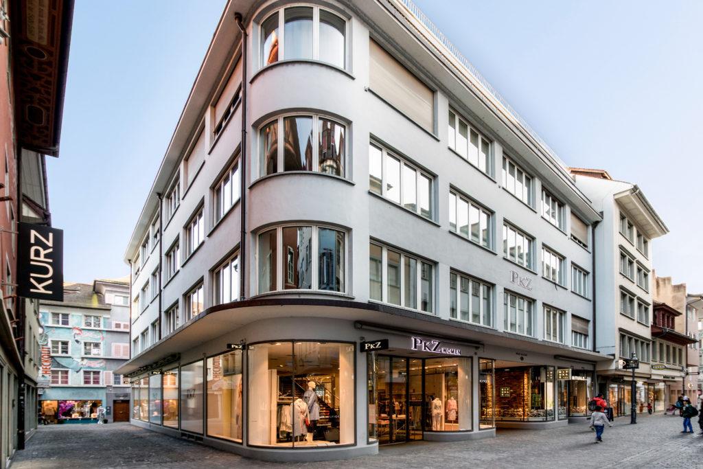 Werchlaube - Ansicht Nord - Berger, Arnold - 1934 - Luzern