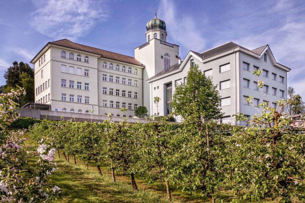 Berufsbildungszentrum - Ansicht Nordost - Steiner, Joseph - 1938 - Pfäffikon